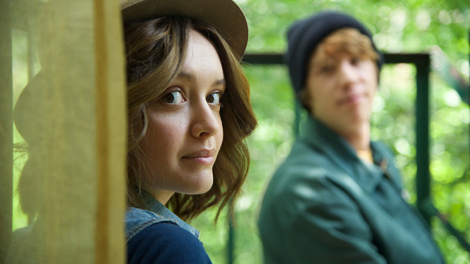 Me and Earl and the Dying Girl(2015)